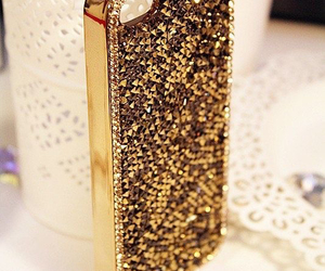 sparkle in so cal contest and iphone gold cases image