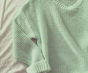 fashion, sweater, and outfit image