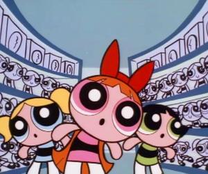 cartoon network, girl, and power puff girls image