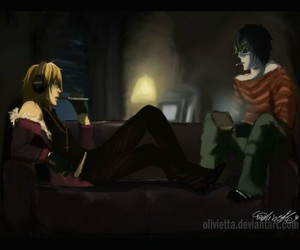 death note, matt, and mello image