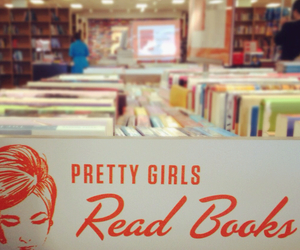book and girls image