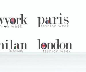 London fashion week, milan fashion week, and models image