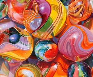 colors and marbles image