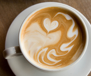 coffee, heart, and inspiring image