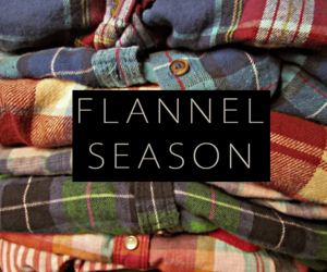 clothes, cozy, and flannel season image