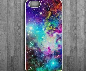 galaxy, iphone, and cover image