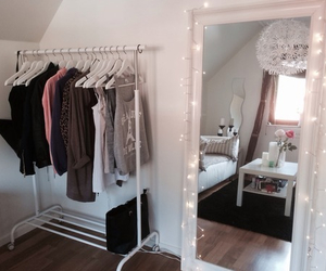 bedroom, house, and pretty image