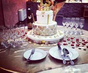 beautiful, birthday, and cake image