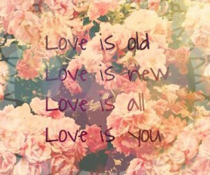 quotes, the beatles, and love image