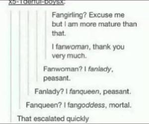 lol, peasant, and thank you image