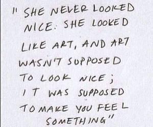 art, she, and feel image