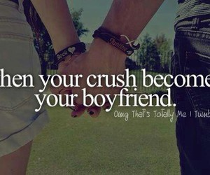 crush, boyfriend, and quote image