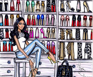 shoes, hayden williams, and art image