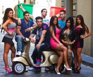 jersey shore, snooki, and jwoww image