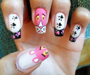 art, cool, and nail image