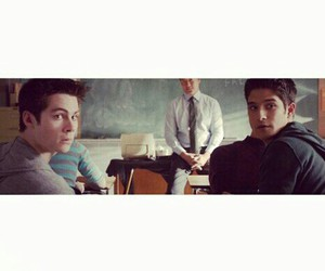 sexy, thomas, and teen wolf image