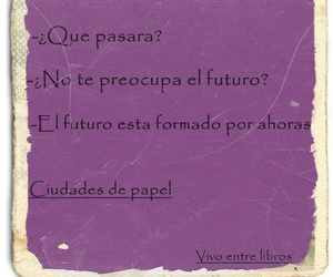frases, john green, and libros image