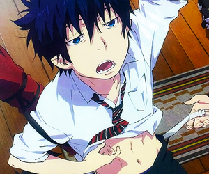 ao no exorcist, anime, and manga image