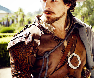 the musketeers, santiago cabrera, and aramis image