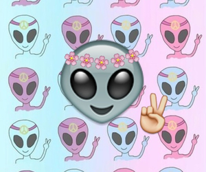 wallpaper, alien, and cool image