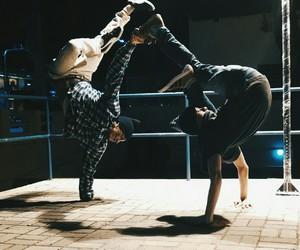 bboy, break, and breakdance image