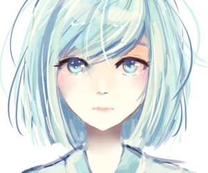 anime girl, kuroko no basuke, and tetsuna image