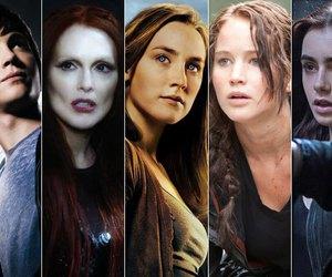 Jennifer Lawrence, percy jackson, and clary fray image