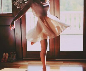 ballet, beautiful, and passion image