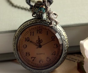 alice in wonderland, rabbit, and time image