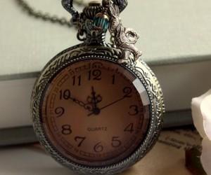 alice in wonderland, hour, and rabbit image
