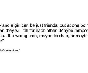 girl, quote, and friends image