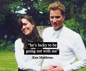 kate middleton, prince william, and royal image