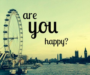 city, smile, and happy image