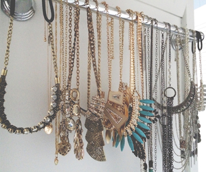 gypsy, jewels, and necklaces image