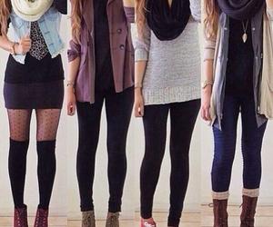 clothing, winter, and elegant image