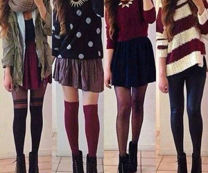 clothing, style, and winter image