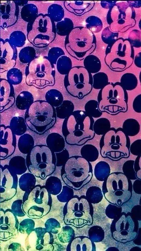 Image About Wallpaper In Mickey Mouse Retro By Open