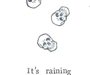 skull, funny, and Halloween image