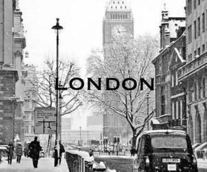 black, gb, and london image