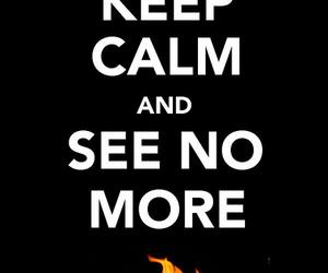 fire, keep calm and, and Joe Jonas image