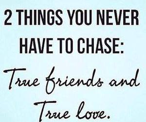 love, friends, and true image