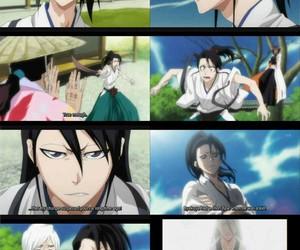 anime, ukitake, and bleach image