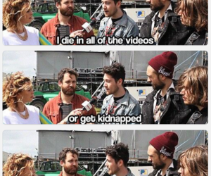 bastille, funny, and videos image