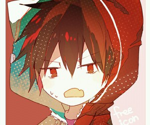 anime, chibi, and kagerou project image