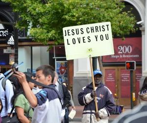 chance, jesus, and life image