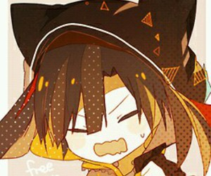 cute, chibi, and kagerou project image