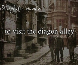 harry potter and bibliophile wants image