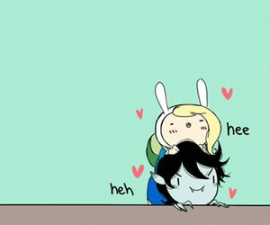 adventure time, fionna, and love image