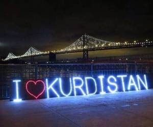 kurd and love image