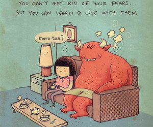 fears and monster image